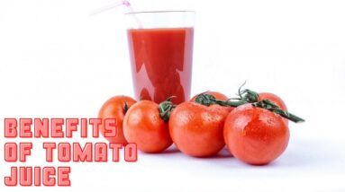 TOMATOES ARE HEALTHY! TOP 5 BENEFITS OF PROCESSED TOMATO JUICE TO YOUR HEALTH