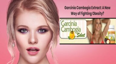 Garcinia Cambogia Extract: A New Way of Fighting Obesity?