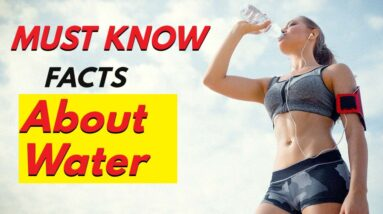 9 Fascinating Facts About Water in your Body